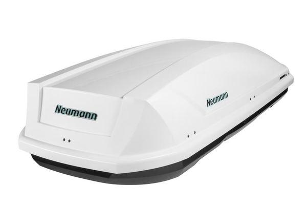 Автобокс Neumann Adventure 205 Бял гланц