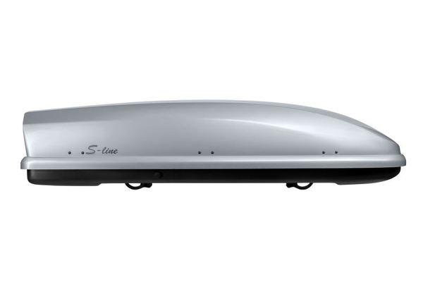 Автобокс Neumann S-Line DO Сив гланц