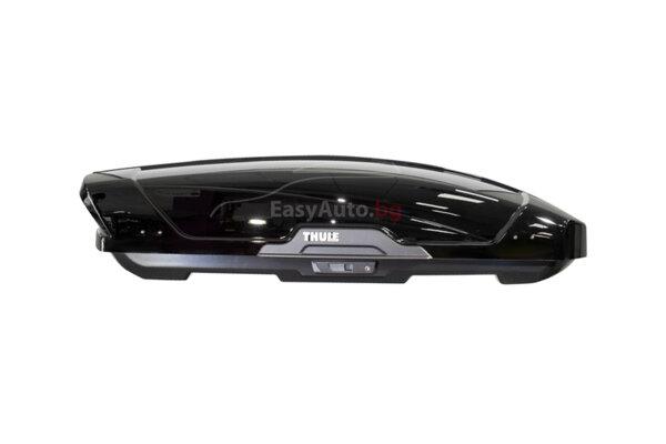 Автобокс Thule Motion XT M 400 литра - Черен гланц