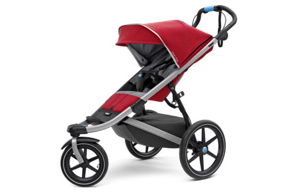 Thule Urban Glide 2 - Mars red - детска количка