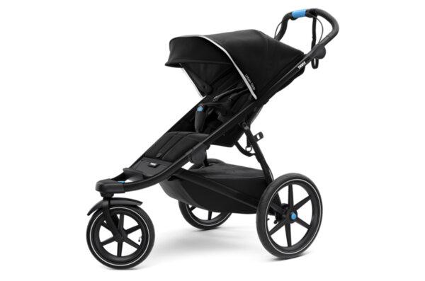 Thule Urban Glide 2 - Black on Black - детска количка