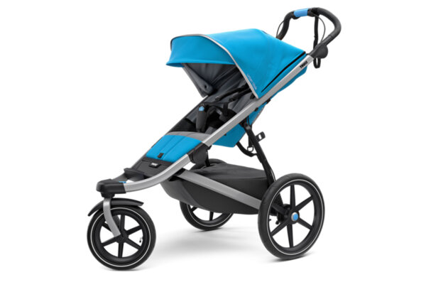 Thule Urban Glide 2 - Thule Blue - детска количка