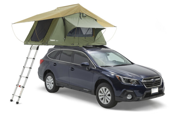 Thule Tepui Explorer Kukenam 3 Olive Green - Покривна палатка
