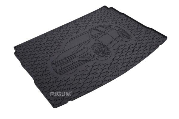 Стелка гумена за багажника на VW Tiguan модел от 2015 година- Долно ниво на багажника