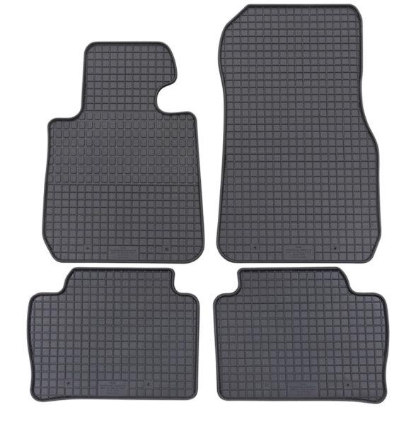 Стелки гумени за BMW 3-та серия F30, F31 седан или комби от 2012 до 2019 година