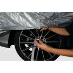 Гумена стелкa за багажника на Ford Fiesta 2008 до 2017 година-Copy