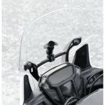 Opti Mirror, калъф за смартфон с фиксатор Ø 9-14 мм
