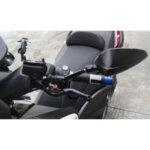 Opti Brake, закрепване за капака на резервоара за спирачна течност