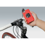 Opti Belt, фиксиране на калъф за смартфон за кормилото
