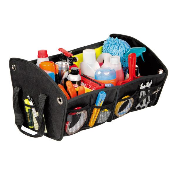 Делукс органайзер за багажник M - 52x28x32 см.
