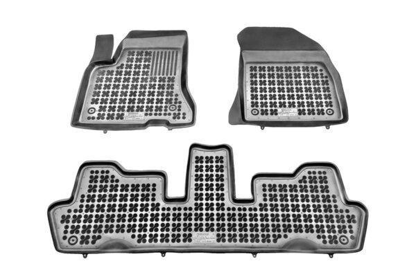 Гумени стелки за Citroen C4 PICASSO I и Citroen C4 GRAND PICASSO I - модели от 2006 до 2013 година