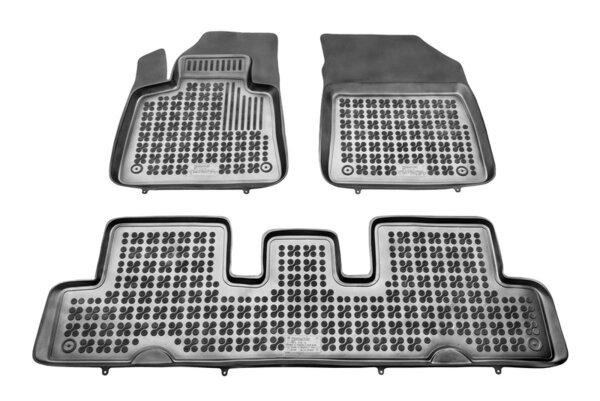 Гумени стелки за Citroen C4 PICASSO II - модели от 2013 до 2018 година