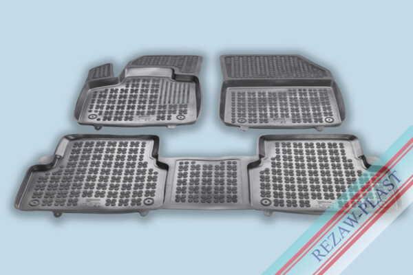 Гумени стелки за Citroen C5 AIRCROSS - модел от 2017 и нагоре