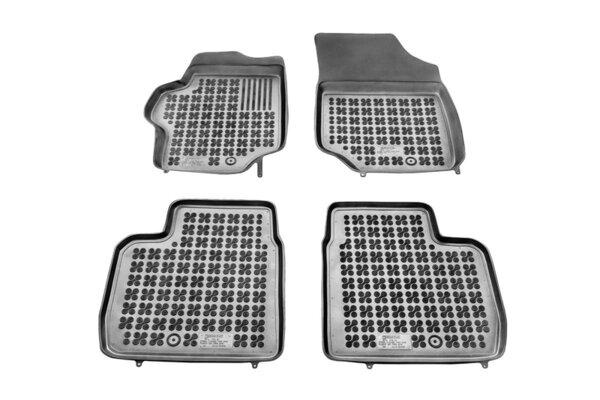 Гумени стелки за Citroen C-Elysee модел от 2012 година и нагоре