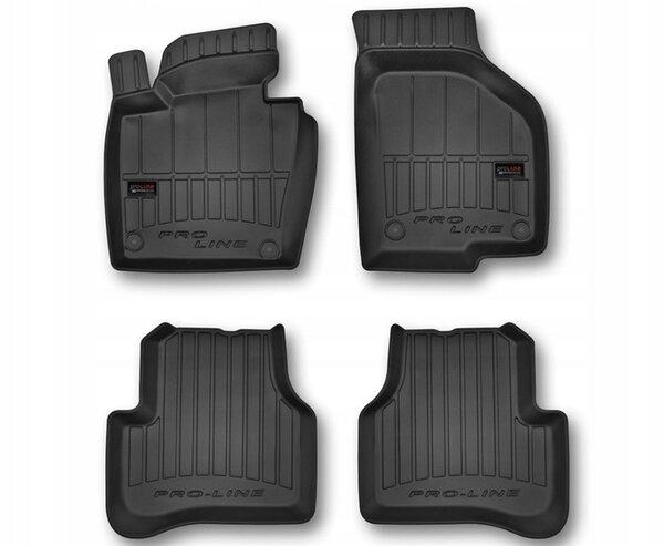 3D Гумени стелки за Vw Passat B6 B7 - модел от 2005 до 2014 година