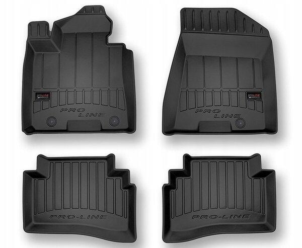 3D Гумени стелки за Hyundai Tucson III - модел от 2015 до 2021 година