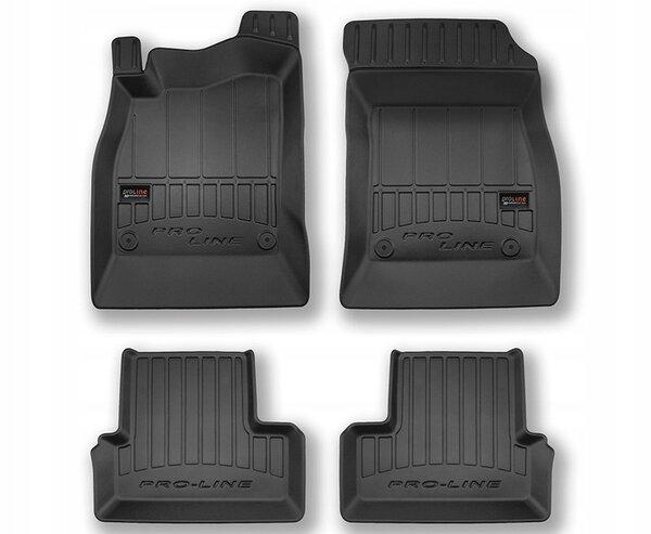 3D Гумени стелки за Chevrolet Cruze модел от 2008 до 2016 година - 3D407213
