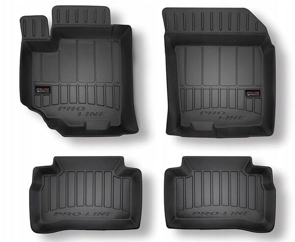 3D Гумени стелки за Suzuki Vitara модел от 2015 година и нагоре