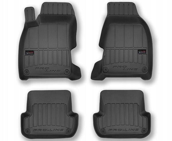 3D Гумени стелки за Seat Exeo - модел от 2008 до 2013година