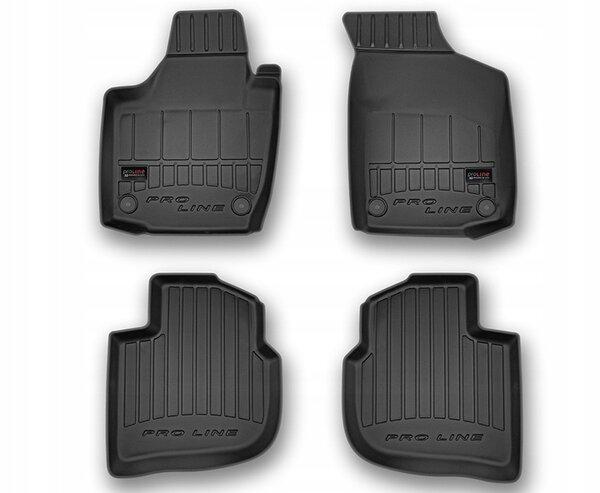3D Гумени стелки за SEAT Toledo IV- модел от 2012 до 2018 година