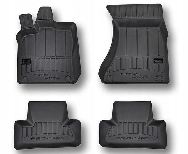3D Гумени стелки за Audi SQ5 модел от 2014 до 2017 година