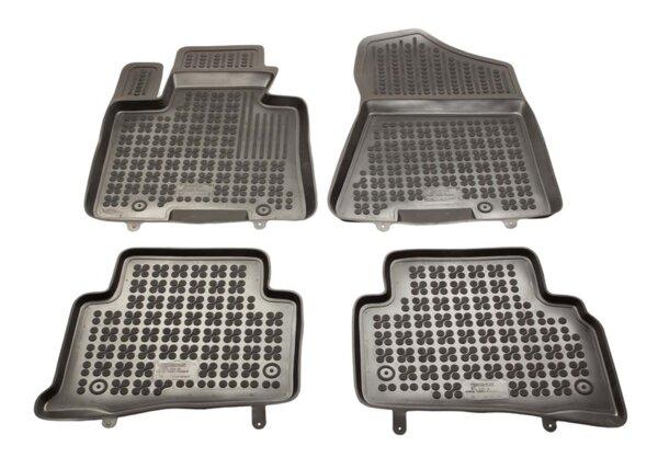Гумени стелки за Kia SPORTAGE модел от 2015 до 2018 година