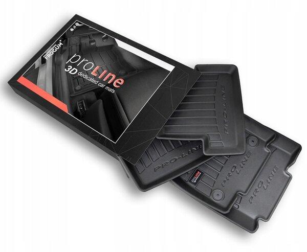 3D Гумени стелки за FORD Galaxy модел от 2010 до 2015 година