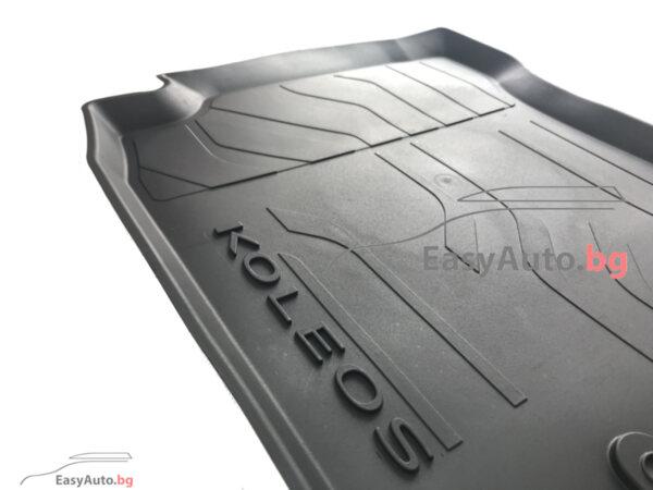 Оригинални гумени стелки за Renault Koleos модел след 2016 година