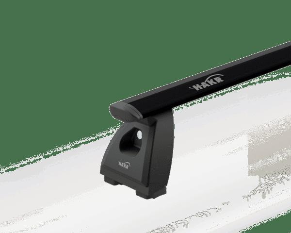 Багажник-товарни греди Hakr AERO BLACK за BMW X3 (E83) без надлъжни греди