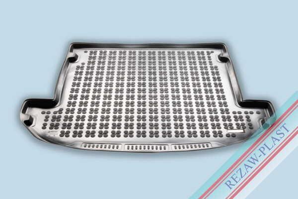 Гумена стелка за багажник на Hyundai SANTA FE IV 7 места (с трети ред седалки) след 2018 година