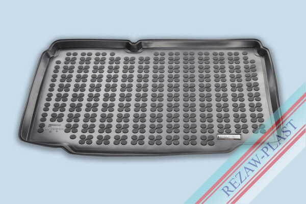 Гумена стелка за багажник на Renault CLIO V след 2019 година долно ниво на багажника