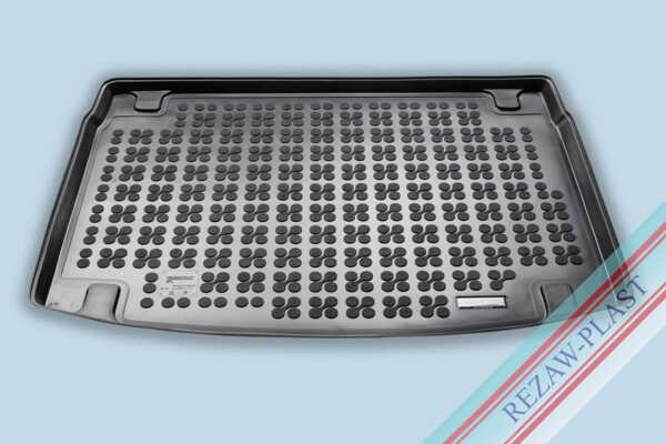 Гумена стелка за багажник на Kia CEED III (CD) Hatchback горно ниво на багажника след 2018 година