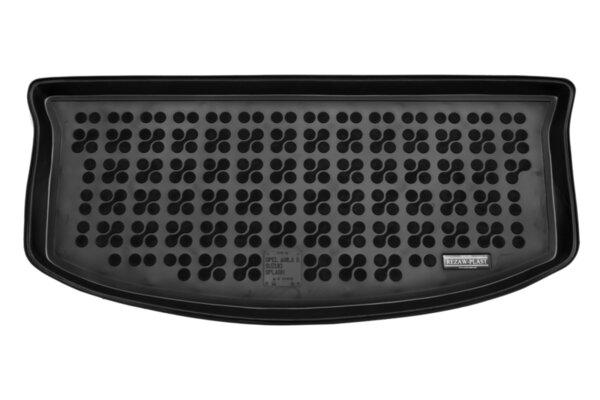 Гумена стелка за багажник на Suzuki SPLASH от 2008 до 2014 година - Горно ниво на багажника