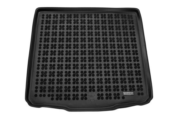 Гумена стелка за багажник на Volkswagen GOLF 7 Variant от 2012 до 2019 година - Долно ниво на багажника