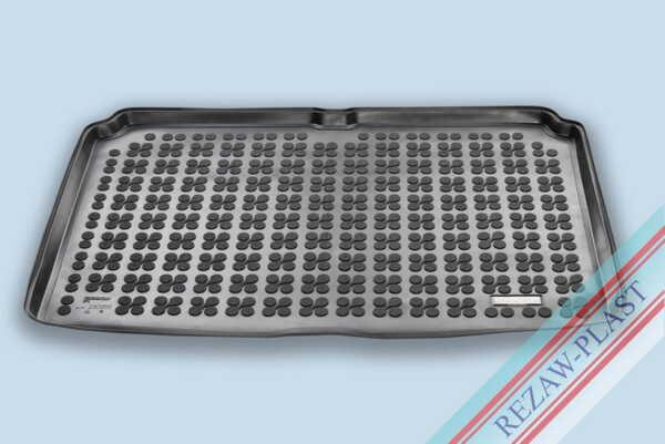 Гумена стелка за багажник на Mercedes B-CLASS W247 след 2018 година - долно ниво на багажника