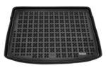 Гумена стелка за багажник на Volkswagen GOLF SportsVan от 2014 до 2018 година - горно ниво на багажника