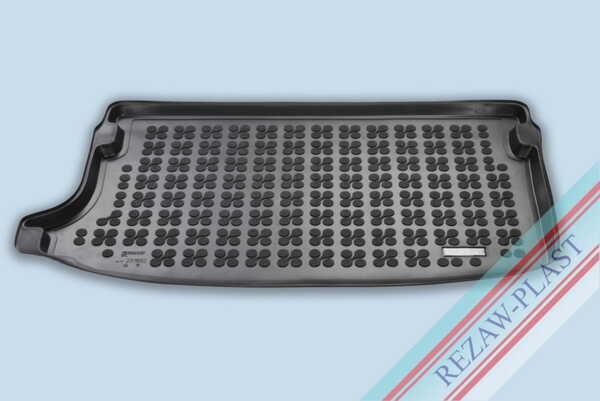 Гумена стелка за багажник на Volkswagen T-CROSS - горно ниво на багажника