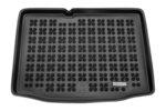 Гумена стелка за багажник на Volkswagen UP след 2011 година - Долно ниво на багажника