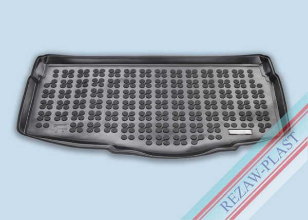 Гумена стелка за багажник на Volkswagen T-CROSS след 2018 година - долно ниво на багажника