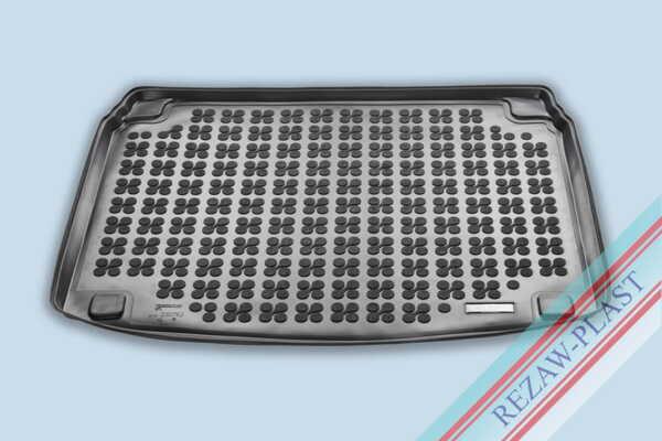 Гумена стелка за багажник на Kia X-Ceed след 2019 година - долно ниво на багажника