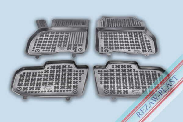 Гумени стелки за Nissan LEAF II (ZE1) - след 2017 година