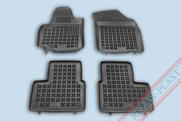 Гумени стелки за Fiat SEDICI - от 2005 до 2014 година