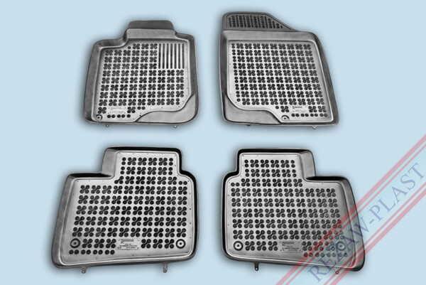 Гумени стелки за Kia MAGENTIS II - от 2005 до 2010 година