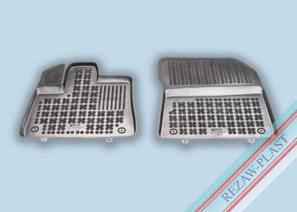 Гумени стелки за Peugeot PARTNER III версия Furgon, предни - след 2018 година