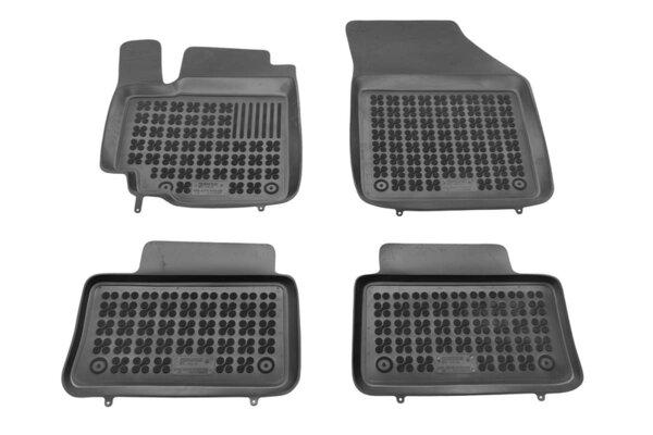 Гумени стелки за Renault TWINGO II 3 - врати - от 2009 до 2014 година