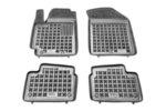 Гумени стелки за Kia PICANTO II - от 2011 до 2017 година