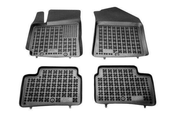 Гумени стелки за Hyundai i10 II - от 2013 до 2019 година