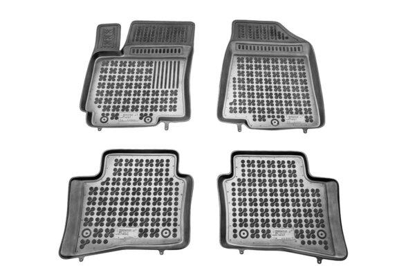 Гумени стелки за Kia RIO III от 2011 до 2017 година