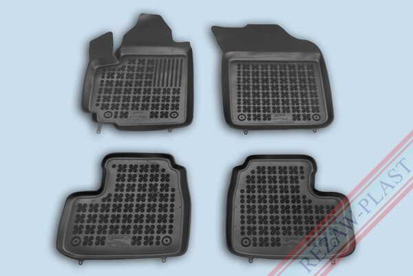 Гумени стелки за Suzuki SWIFT III преди фейслифт - от 2005 до 2008 година