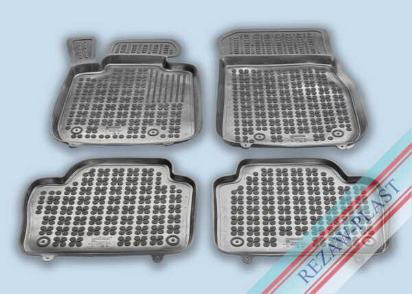 Гумени стелки за BMW 3 (F30, F31) - от 2012 до 2018 година
